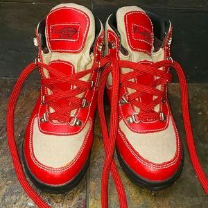 Boys high top boots